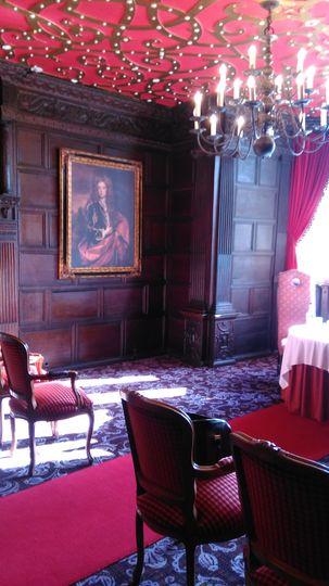 The Oak Room, Crewe Hall