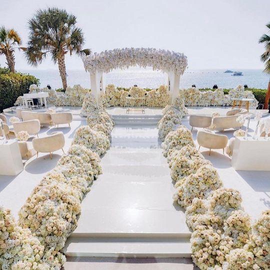 outdoor wedding ceremony 4 280210 162314880742012