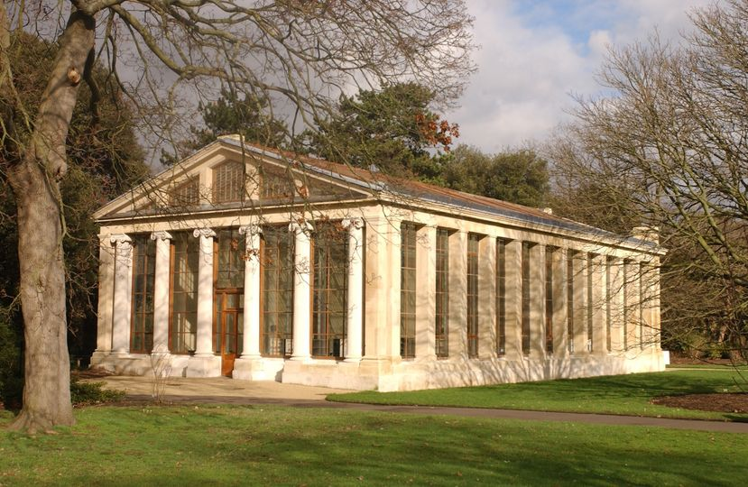 The Nash Conservatory at Kew