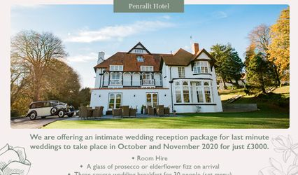 The Penrallt Country House Hotel 1