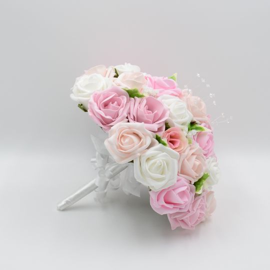 Pink Mix Spring Posy