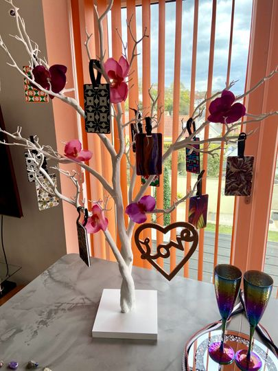 Guest memory tree