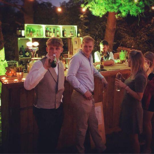 Wedding Bar Specialist