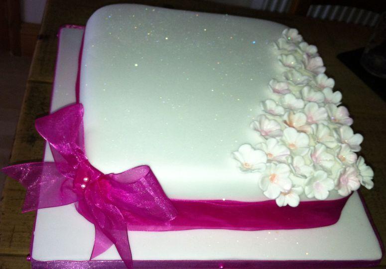 Lauren Wedding Cake