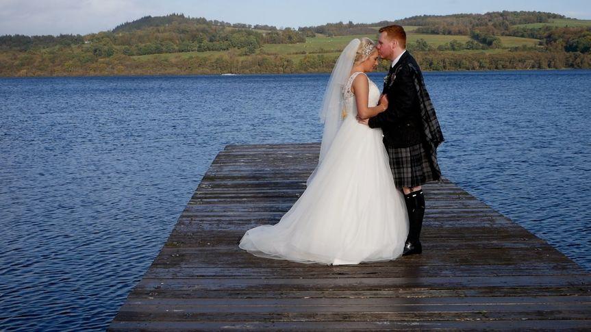 Waterfront wedding - TM wedding films