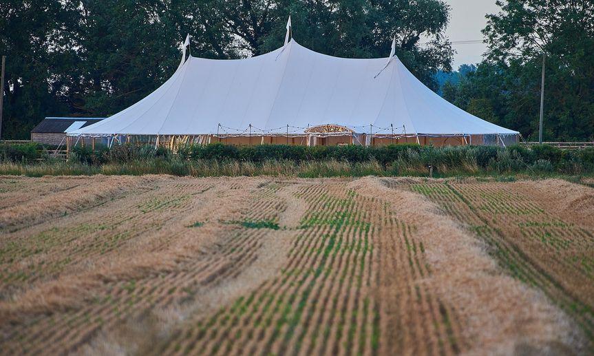 Willow Grange Farm field shot