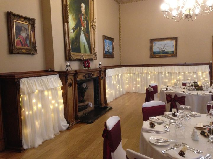Orchardleigh starlight drapes