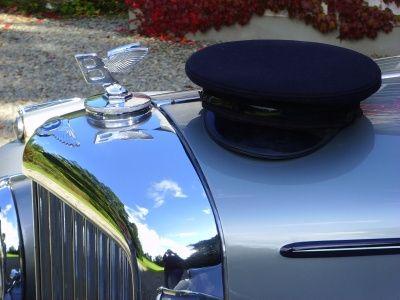 Chauffeur Driven Wedding Car Hire