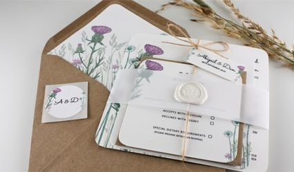 Bee Invited Wedding Stationery
