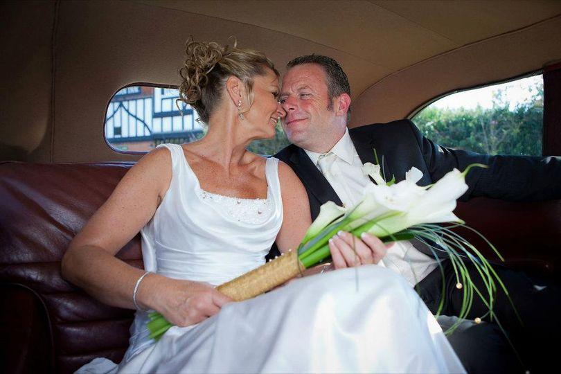 Lily wedding