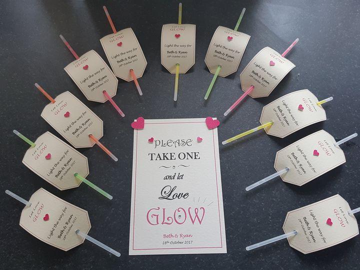 Glow Sticks / Sparklers