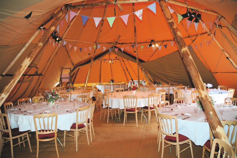 Marquee Hire ZooTipis 3