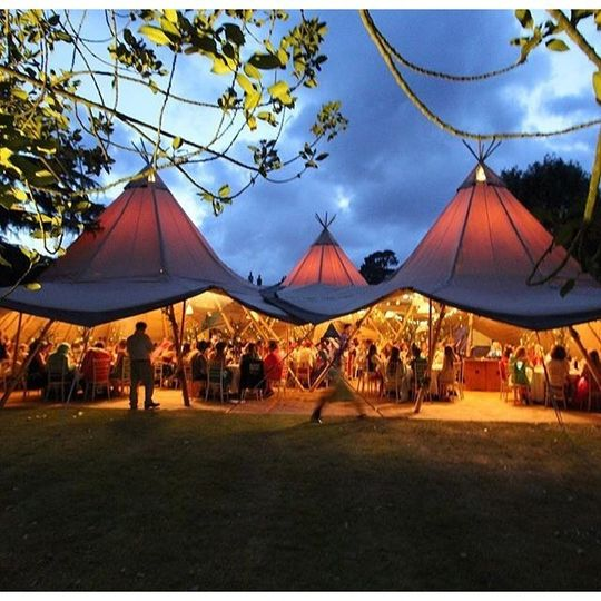 Marquee Hire ZooTipis 22