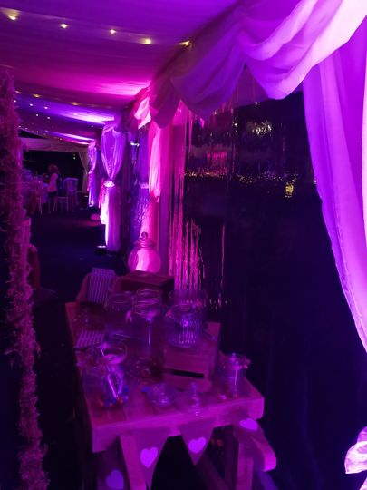 Decorative Hire Blackthorn Events 50