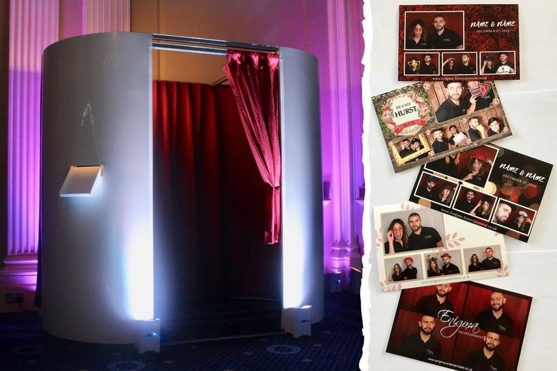 Photo Booths Enigma Entertainent 26
