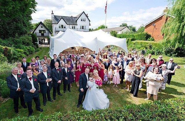 Marquee hire Berkshire