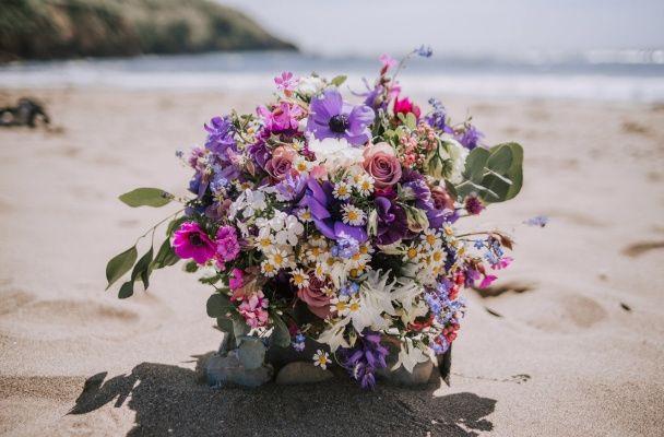 Beach bouquet