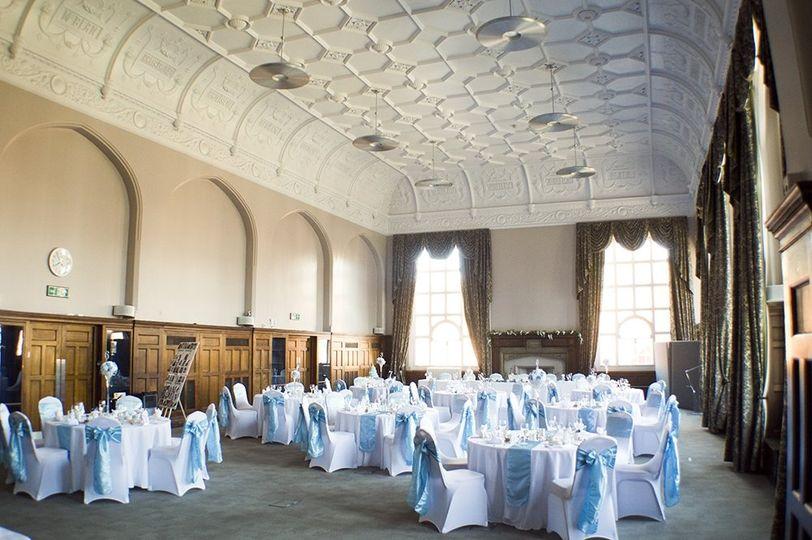 Northumbria University - The Great Hall 17