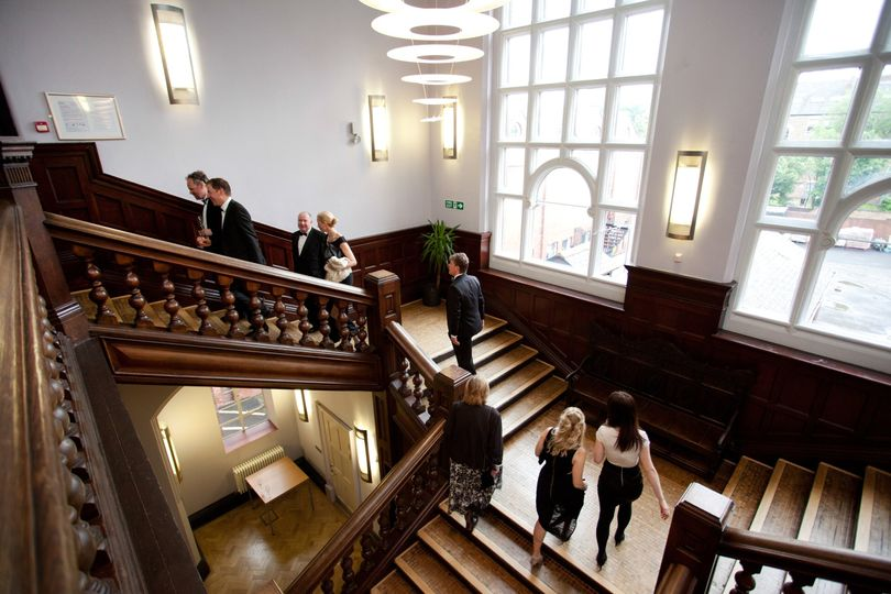 Northumbria University - The Great Hall 7