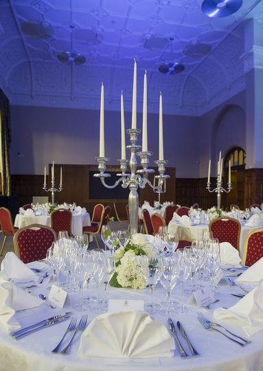 Northumbria University - The Great Hall 9