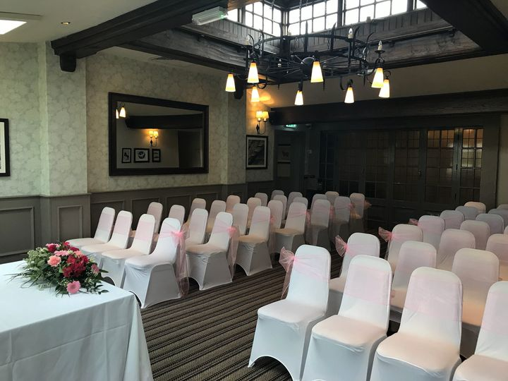 Ceremony Room