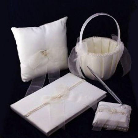 Satin & Peal Wedding Collection