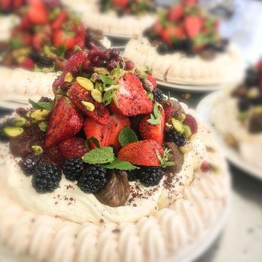 Desserts to love