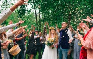 Enchanted Woodland Weddings 38