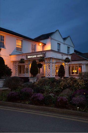 Mercure St Albans Noke Hotel 28