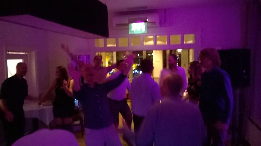 Isle of Wight wedding karaoke