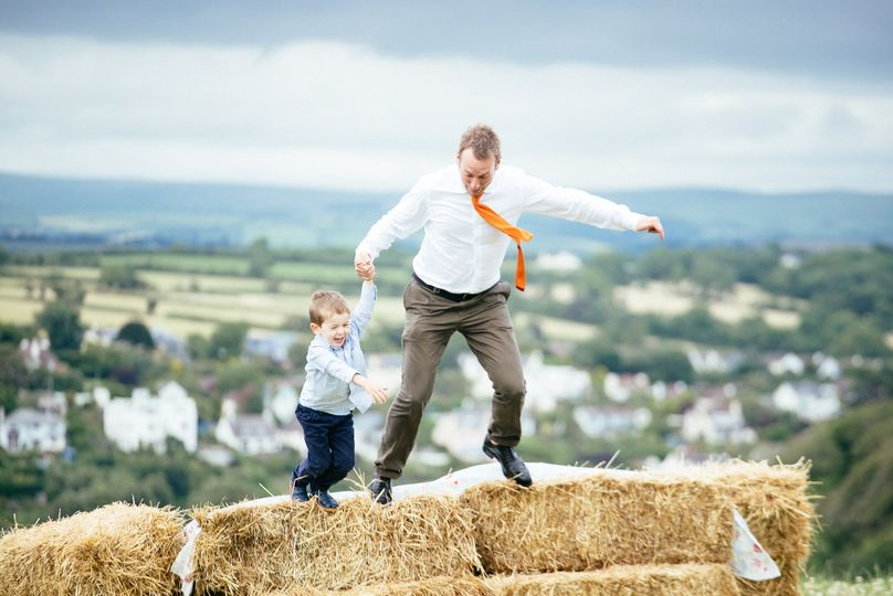 Wurzell Wedding Bale Fun