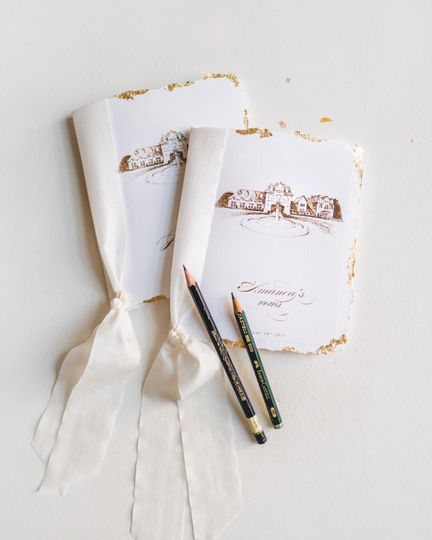 Illustrated Vow Books