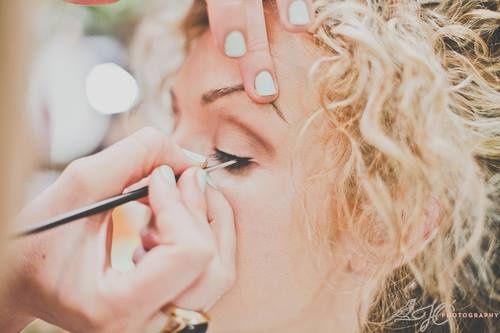 Wedding makeup Chester