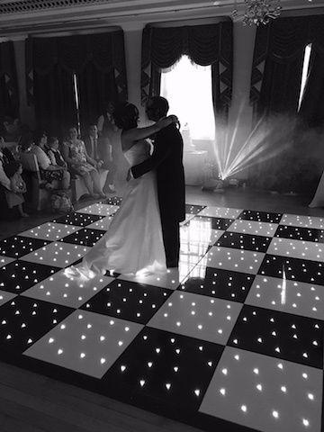 Starlight Dance Floor Hire