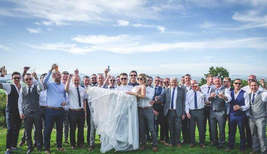 Dorlands Barn Wedding
