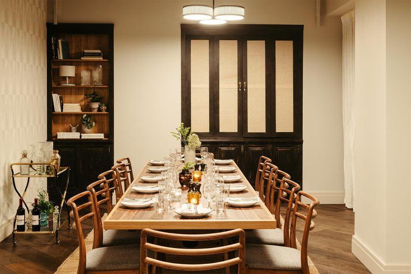 Apartment - Private Dinning