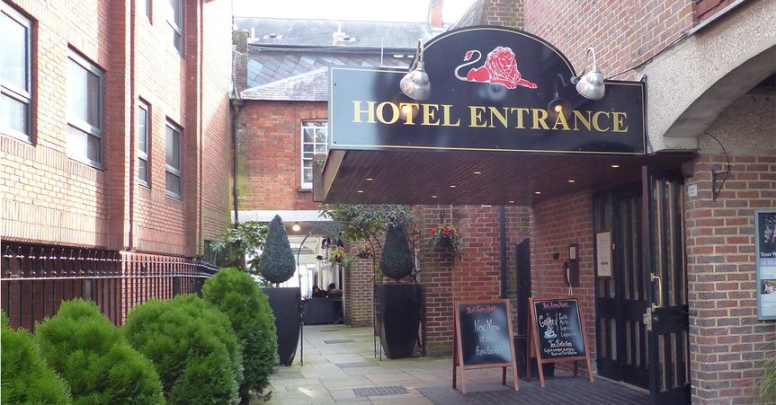 Red Lion Hotel 10