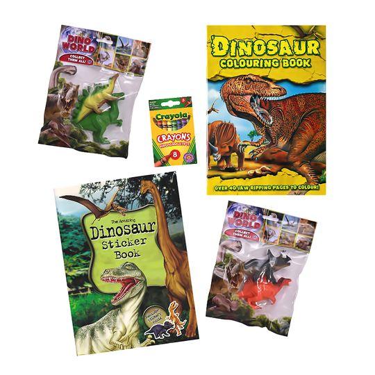 Dinosaur activity pack age 3+