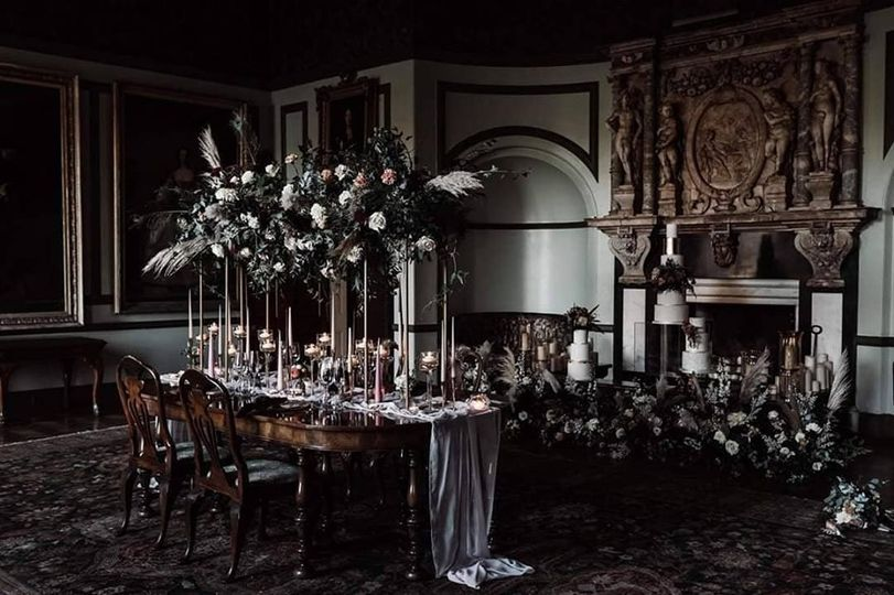 Decorative Hire Ambience Venue Styling York 42
