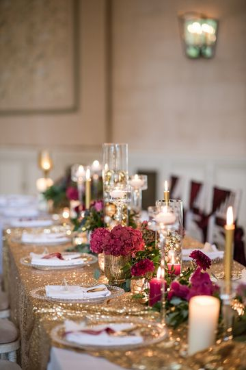Decorative Hire Ambience Venue Styling York 44