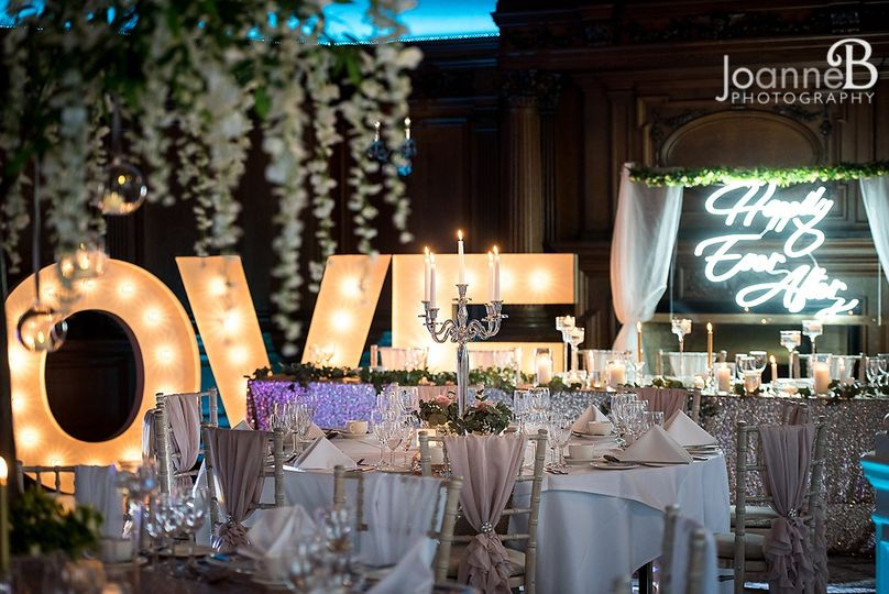Decorative Hire Ambience Venue Styling York 46