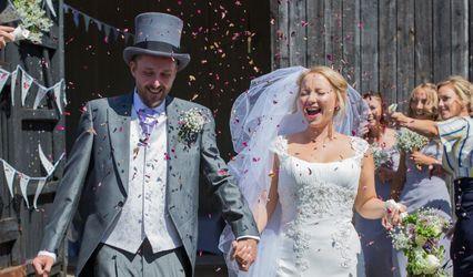 Bradwell Abbey Weddings 1