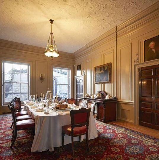 York Mansion Hall 6