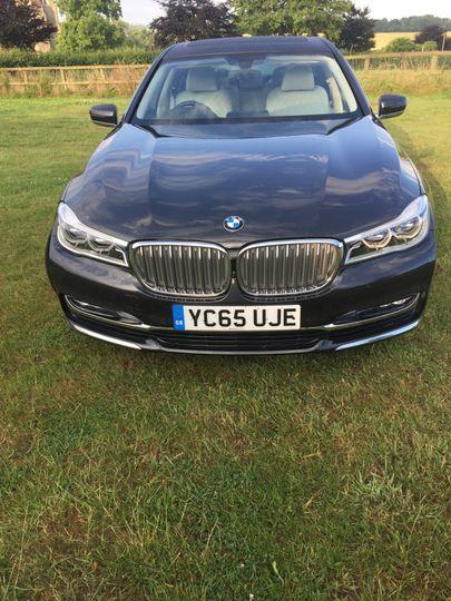 BMW 7 SERIES LWB