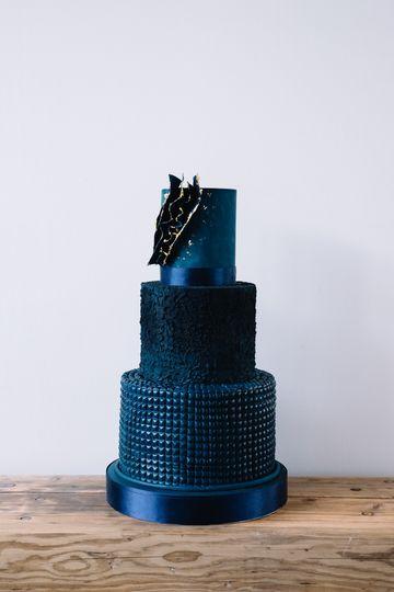 Egyptian Queen Wedding Cake