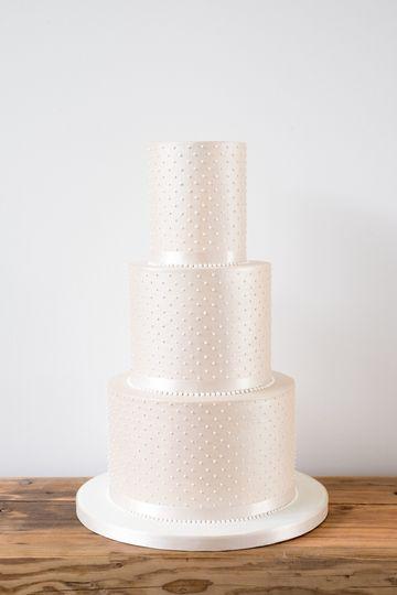 Hepburn Wedding Cake