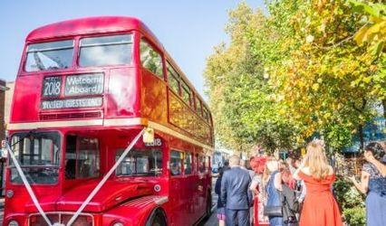 Routemaster Bus London 1