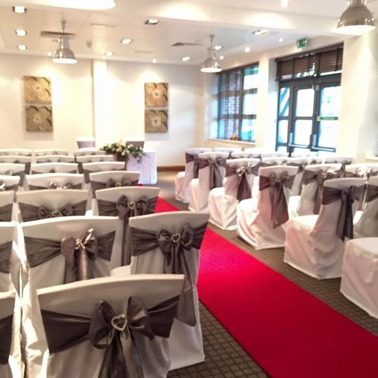 Stapeley Suite - Ceremony