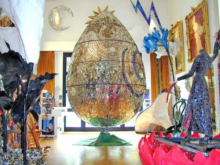 Cosmic Egg Gallery