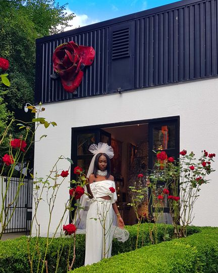 andrew logan museum of sculpture wedding venue 4 200383 160085521114453